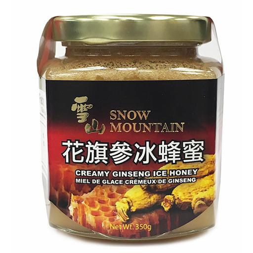 Ginseng Creamy Ice Honey