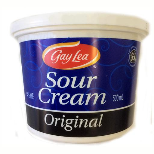 Sour Cream, Original - Gay Lea