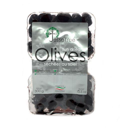 Black Olives, Sun Dried