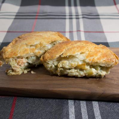 Healthy Butcher Individual Pot Pie, Fishermans