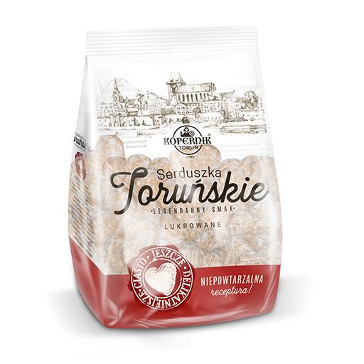 Torun Hearts Glazed GB Cookies