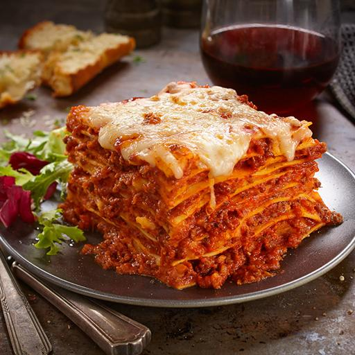 Pretto Lasagna, Traditional Bolognese, Party Size