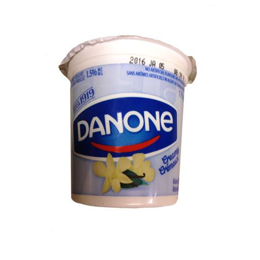 Yogurt, Creamy Vanilla - Danone - Penguin Fresh