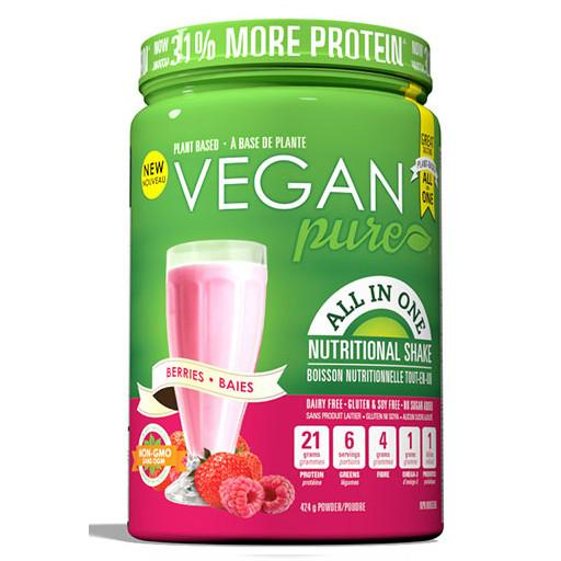 Vegan Pure Berry All In One