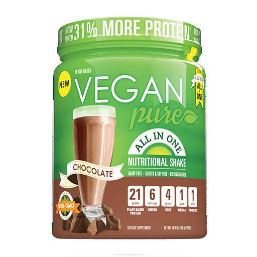 Vegan Pure Chocolate All In One