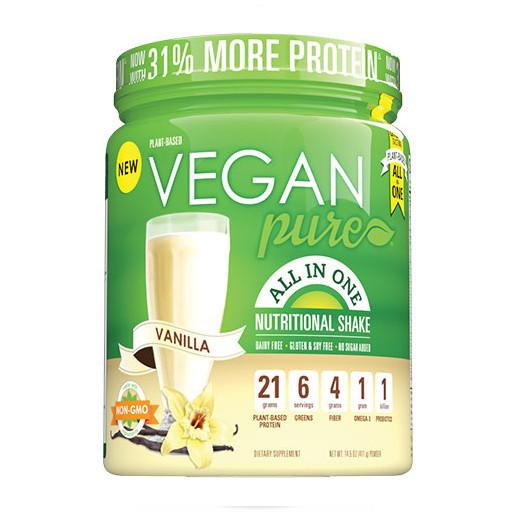 Vegan Pure Vanilla All In One