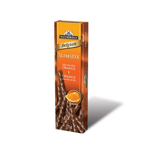 Slimstix, Milk Chocolate Orange, Belgian, Waterbridge