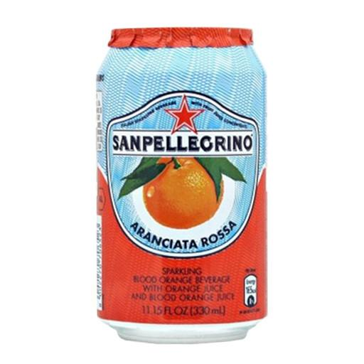 San Pellegrino, Blood Orange 6 x Cans