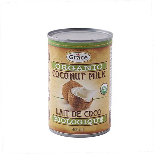 Coconut Milk, Organic, Grace