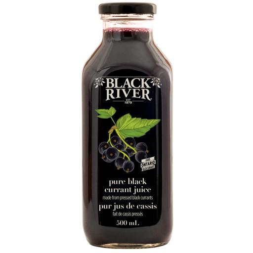 juice, pure black currant 500ml