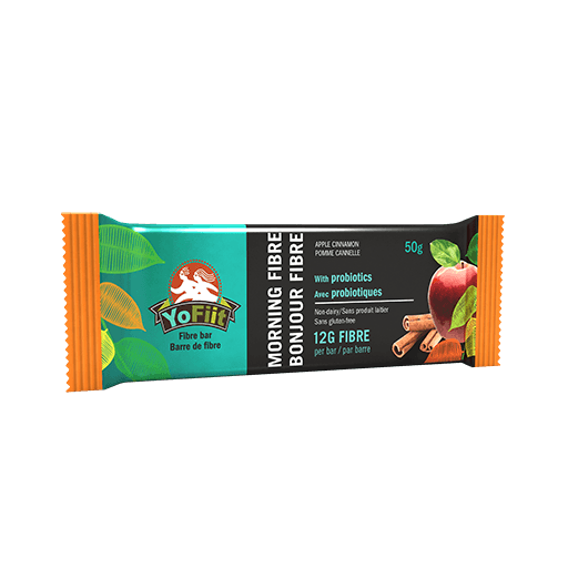 Morning Fibre Bar, Apple Cinnamon