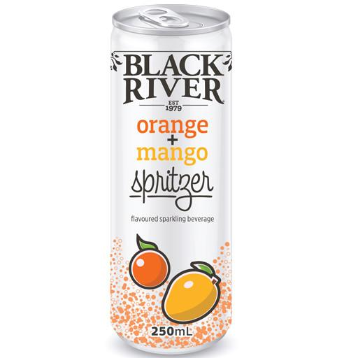 Spritzer, Orange Mango 4 pack