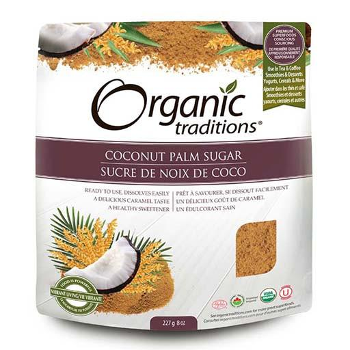Coconut Palm Sugar, Organic