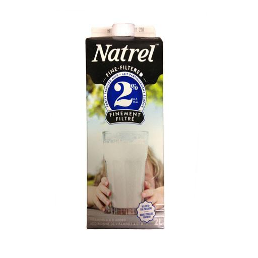 Milk, 2% Fine Filter - Natrel