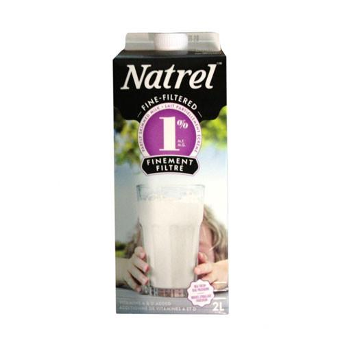 Milk, 1% Fine Filter - Natrel
