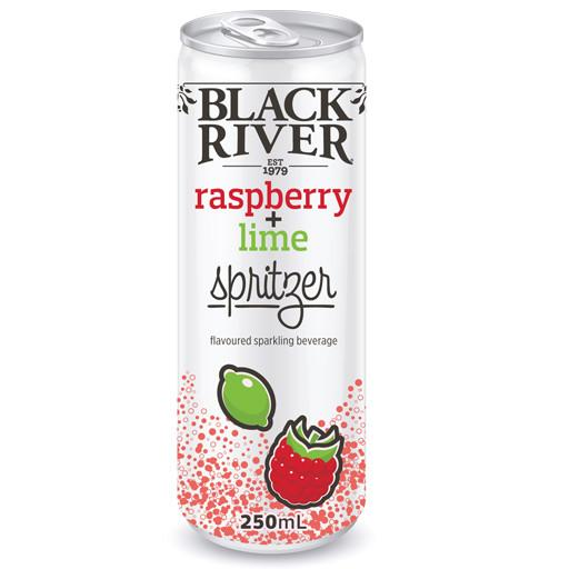 Spritzer, Raspberry Lime 4 pack