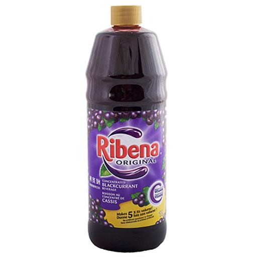 Concentrated Blackcurrant Beverage, Ribena