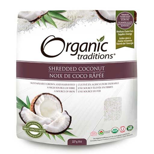 Shredded Coconut, Organic