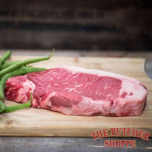 Striploin Steaks, AAA Grade, 8oz