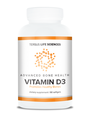 Vitamin D3 - Advanced Bone Health - 90 Count