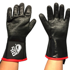 Oil Shield 14' Gloves Pair