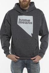 Home Means Nevada Hoodie (Grey)