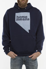 Home Means Nevada Hoodie (Navy)