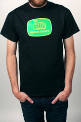 Mens T-Shirt: OG Trailer (Black)