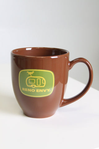 Reno eNVy Brown Coffee Mug