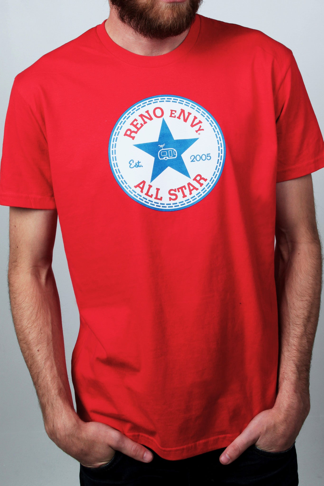 All Star T-Shirt (Red)