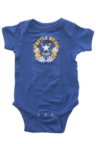 Battle Born Onesie