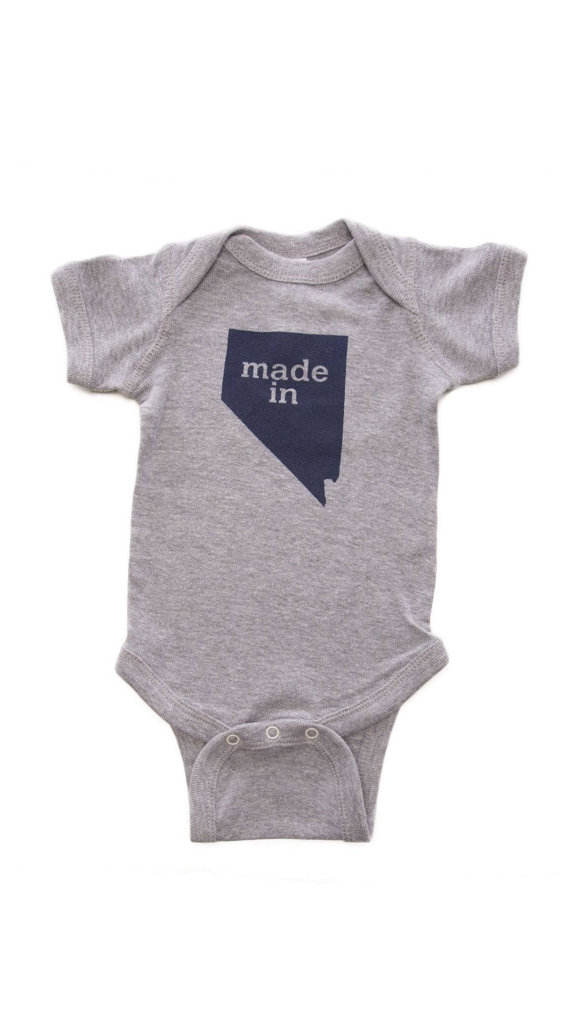 Made in Nevada Onesie