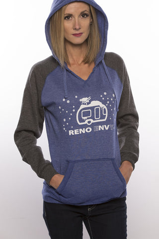 Snow Trailer Hoody Raglan