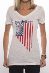 BB Flag (White)