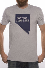 Home Means Nevada (Gray)