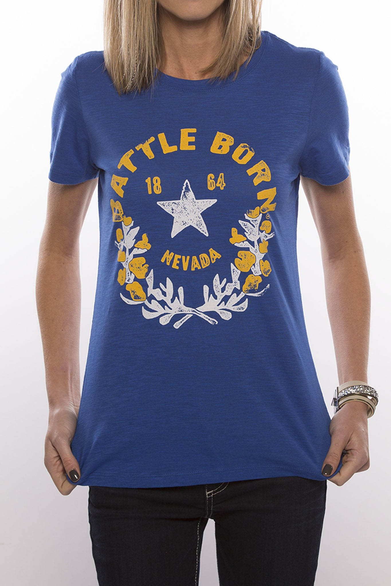 Battle Born Classic (Royal Blue)
