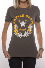 Battle Born Classic (Charcoal Gray)
