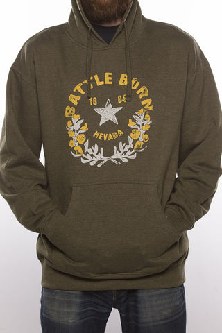 Battle Born Classic Hoody