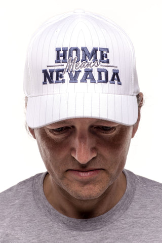 Home Means Nevada Collegiate Hat
