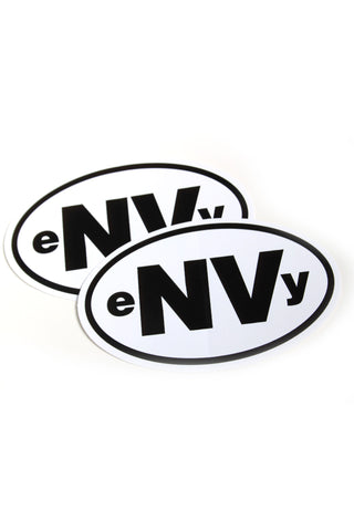 eNVy sticker