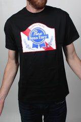 Mens T-Shirt: Reno Pure Envy (Black)