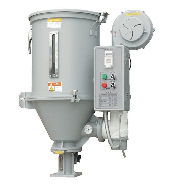 110LB Hot Air Hopper Dryer