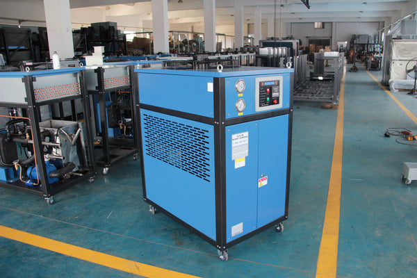 PRM 8 Ton Portable Water Chiller - Air Cooled