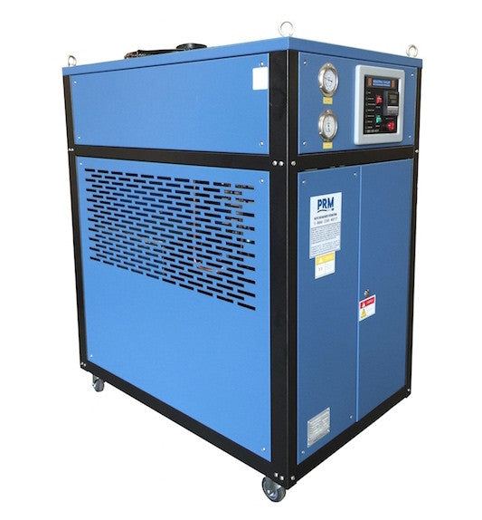 Prm 15 Ton Portable Air Cooled Water Chillers Pacific