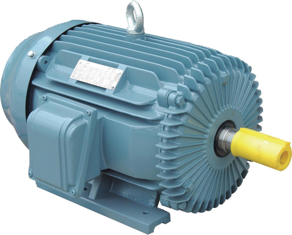 5HP Electric Motor 184T