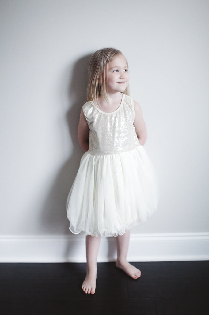 Dior Toddler Dress