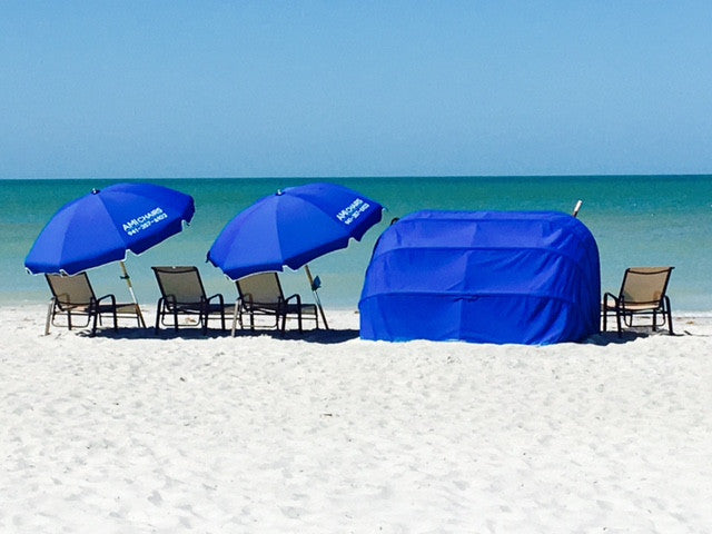 Indian Rocks Beach Florida Beach Chair Rental. Each Day Our Staff Lines The  Beach With Top Quality Beach Chairs, Beach Umbrellas And Beach Cabanas.