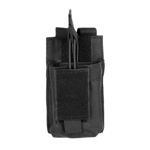 NcStar MOLLE Single AR Magazine Pouch, Black CVAR1MP2929U