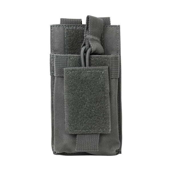 NcStar MOLLE Single AR Magazine Pouch, Urban Gray CVAR1MP2929U