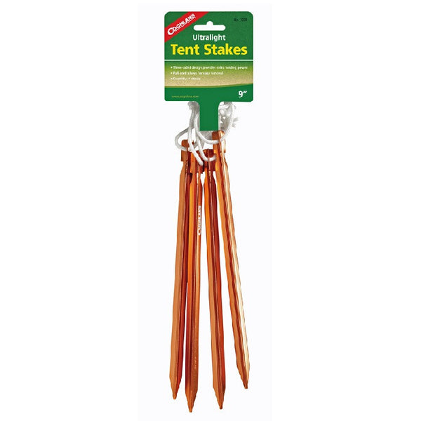 Coghlan's Ultralight Tent Stakes - 4 Pack